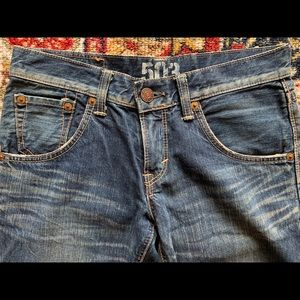 Edwin Jeans - 💥Rare Edwin Blue Trip Japanese denim jeans